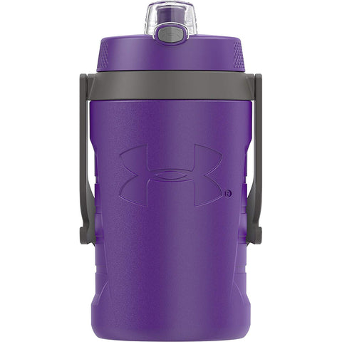 UNDER ARMOUR 64OZ FOAM INSULATED BOTTLE PURPLE