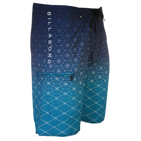 BILLABONG MEN'S PLATINUM X BOARDSHORT BLUE