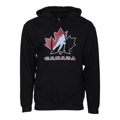 GERTEX MEN'S TEAM CANADA LOGO HOODY BLACK
