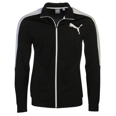 PUMA MEN'S CONTRAST JACKET BLACK