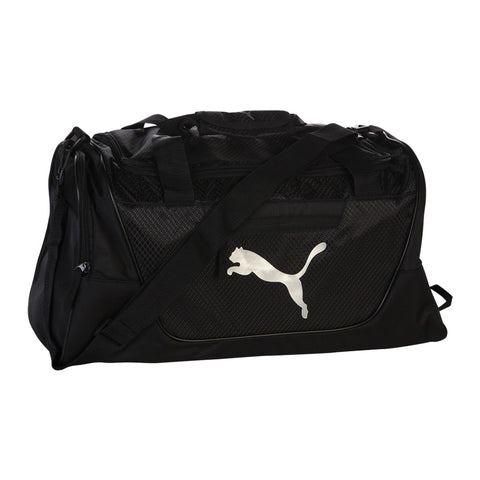 f1cccc8327df PUMA EVERCAT CONTENDER 3.0 DUFFEL BAG BLACK. Clearance