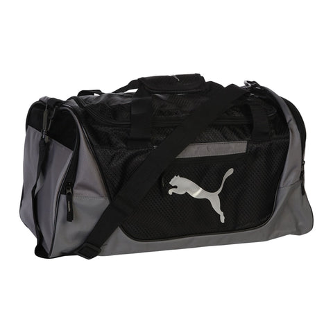 PUMA EVERCAT CONTENDER 3.0 DUFFEL BAG GREY/ BLACK