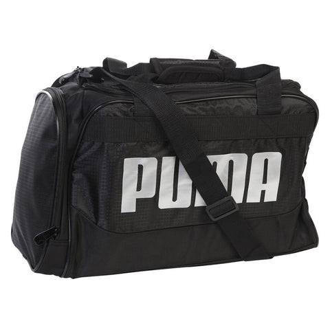 b7bc4342514c PUMA EVERCAT TRANSFORMATION 3.0 DUFFEL BAG BLACK. Clearance