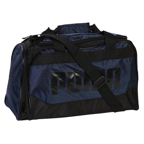 PUMA EVERCAT TRANSFORMATION 3.0 DUFFEL BAG NAVY