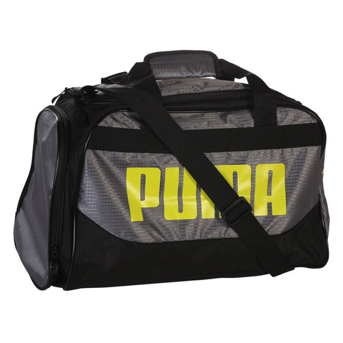 PUMA EVERCAT TRANSFORMATION 3.0 DUFFEL BAG GREY