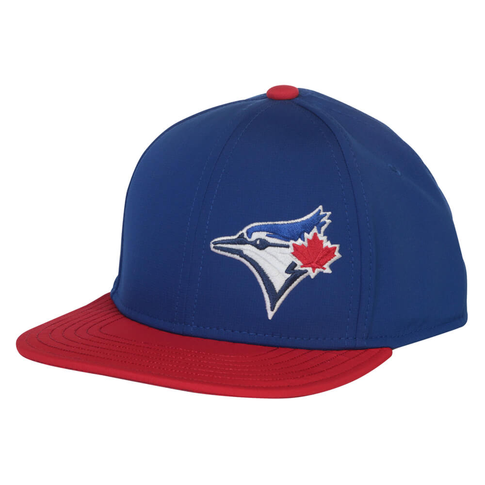 875f48df5908 UNDER ARMOUR BOYS TORONTO BLUE JAYS BIG LOGO SNAPBACK ROYAL RED ...