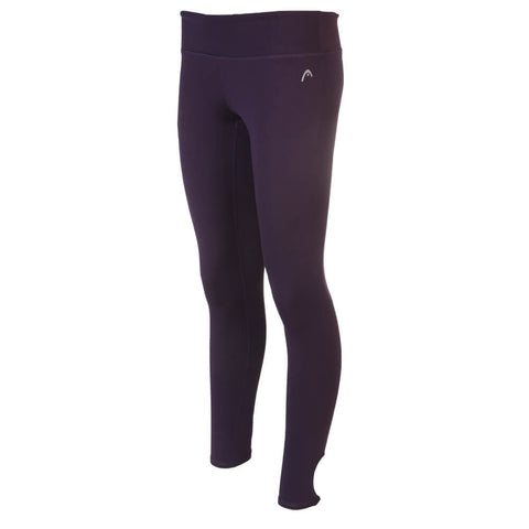 HEAD WOMEN'S ALICE KEYHOLE LEGGINGS BLACKBERRY