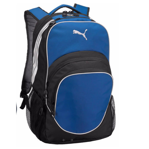 PUMA FORMATION BALL BACKPACK BLACK/BLUE