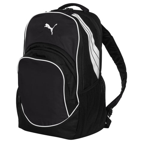 PUMA FORMATION BALL BACKPACK BLACK