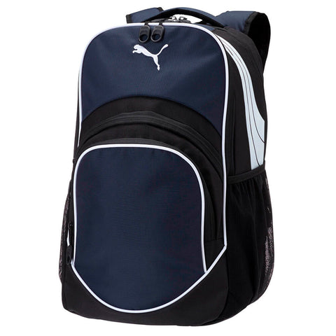 PUMA FORMATION BALL BACKPACK NAVY/BLACK