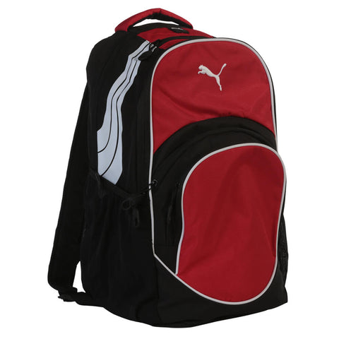 PUMA FORMATION BALL BACKPACK RED