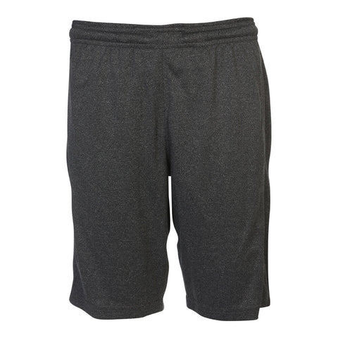 SIMPLY FIT ATHLETICS BOYS 9'' TECH SHORT BLACK