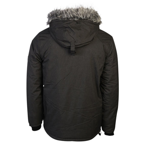 99da90616 ... MISTY MOUNTAIN MEN'S QUASAR INSULATED JACKET CHARCOAL MELANGE