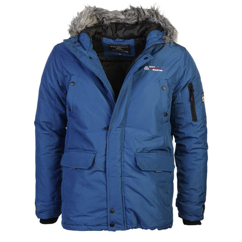 MISTY MOUNTAIN MEN'S ROGUE INSULATED JACKET COBALT