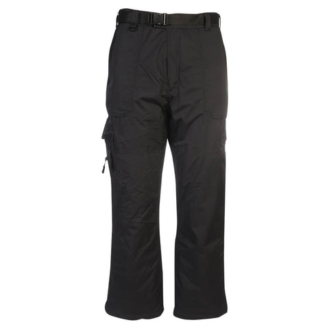 MISTY MOUNTAIN MEN'S BLITZ SKI PANT BLACK