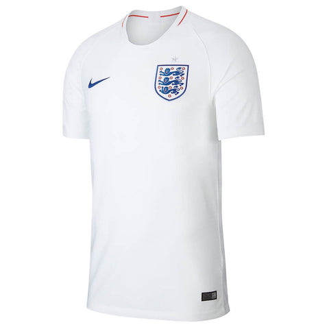 NIKE MEN'S ENGLAND HOME JERSEY WHITE