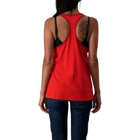 NIKE WOMEN'S ENGLAND EVERGREEN TANK RED