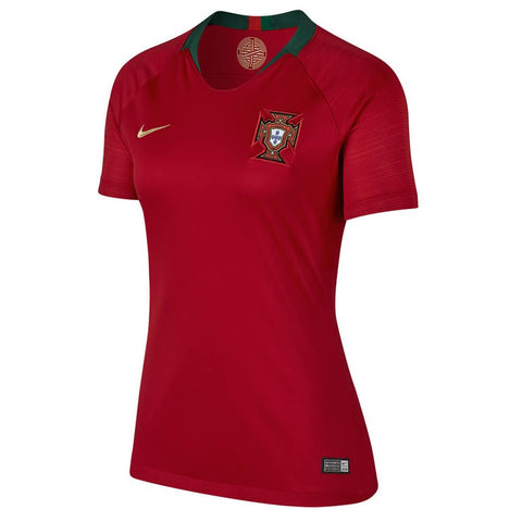 NIKE WOMEN'S PORTUGAL HOME JERSEY RED