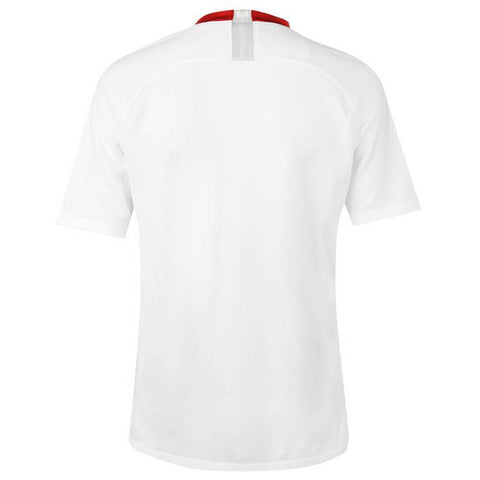 NIKE MEN'S POLAND HOME JERSEY WHITE
