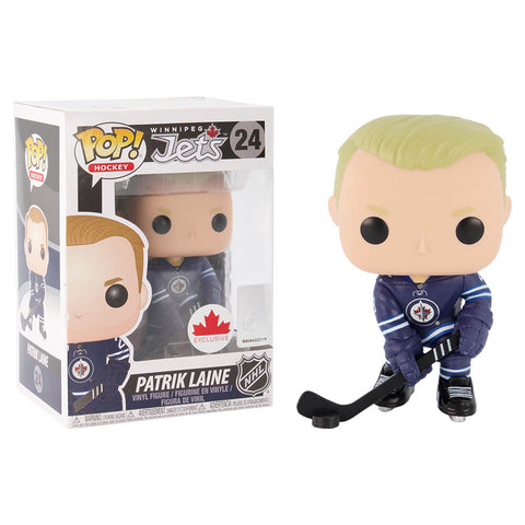 GROSNOR NHL FUNKO JETS LAINE