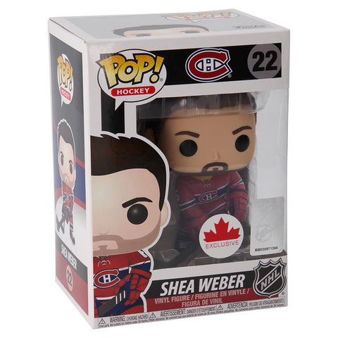GROSNOR MONTREAL CANADIENS NHL FUNKO WEBER
