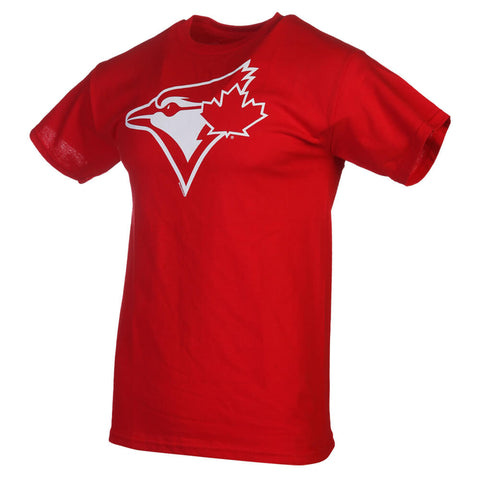 BULLETIN ATHLETIC M JAYS BLOOPER TEE RED
