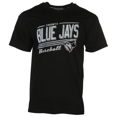 BULLETIN MEN'S TORONTO BLUE JAYS DEEP BALL TOP BLACK