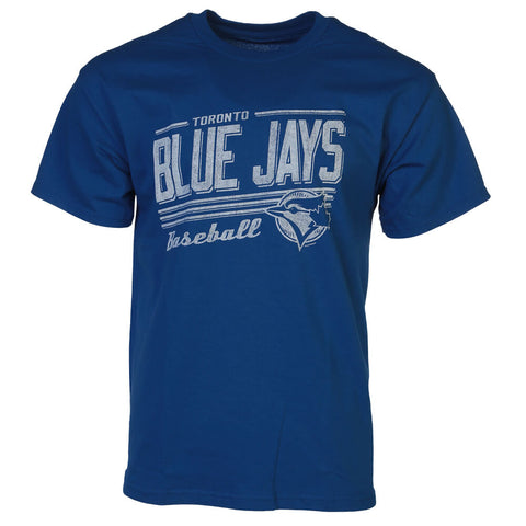 BULLETIN MEN'S TORONTO BLUE JAYS DEEP BALL TOP ROYAL