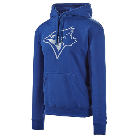 BULLETIN ATHLETIC M JAYS LOGO HOODY ROYAL