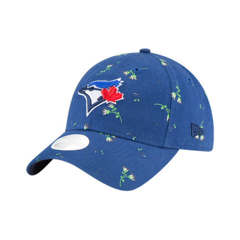 NEW ERA GIRLS TORONTO BLUE JAYS BLOSSOM LS920 CAP