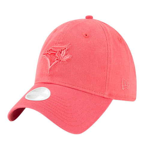buy popular 81790 966a9 NEW ERA GIRLS TORONTO BLUE JAYS PREFERRED PICK CAP CORAL