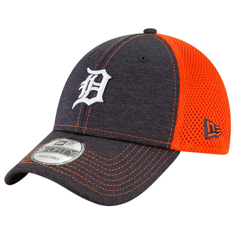 NEW ERA MEN'S DETROIT TIGERS SHADOW TURN 2 CAP