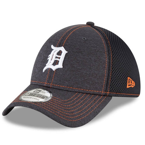 NEW ERA MEN'S DETROIT TIGERS 3930 CLASSIC SHADE NEO TEAM COLOUR HAT