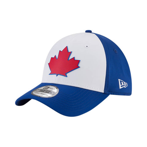 NEW ERA MEN'S TORONTO BLUE JAYS 3930 BATTING PRACTICE CAP