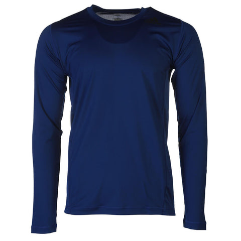ADIDAS MEN'S U TECH LONG SLEEVE TOP INK