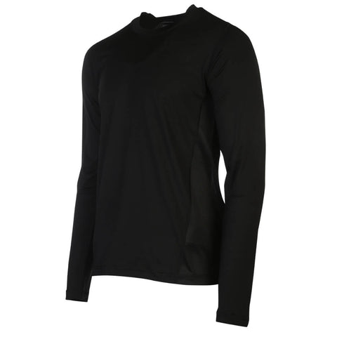ADIDAS MEN'S U TECH LONG SLEEVE TOP BLACK
