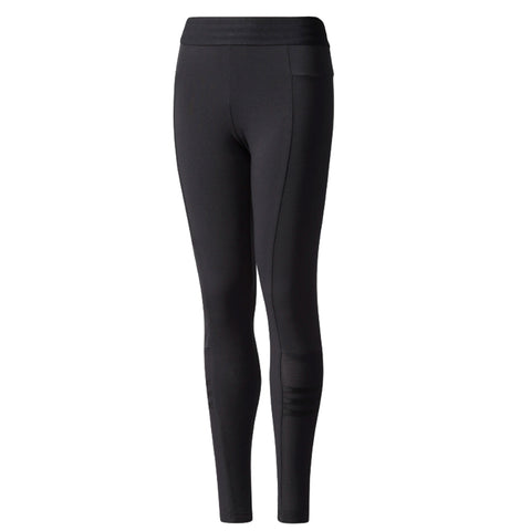 ADIDAS GIRLS ID 3 STRIPE TIGHT BLACK
