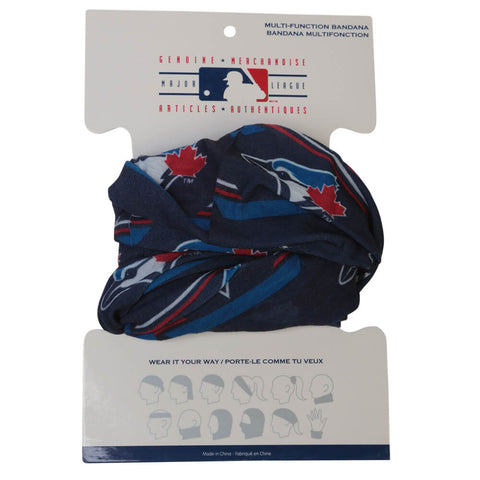 GERTEX MEN'S TORONTO BLUE JAYS MULTI BANDANA