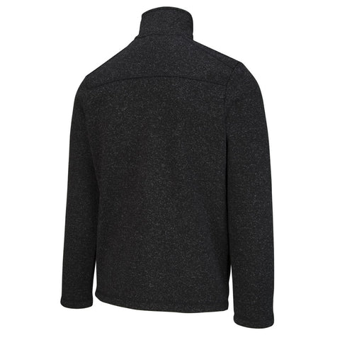 MCKINLEY MEN'S RUBIN II KNIT JACKET BLACK