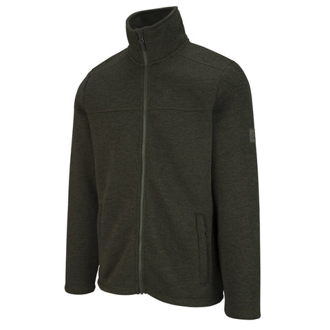 MCKINLEY MEN'S RUBIN II KNIT JACKET FOREST NIGHT
