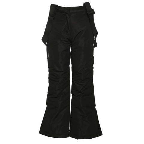 MCKINLEY GIRLS' ROSA INSULATED PANT BLACK