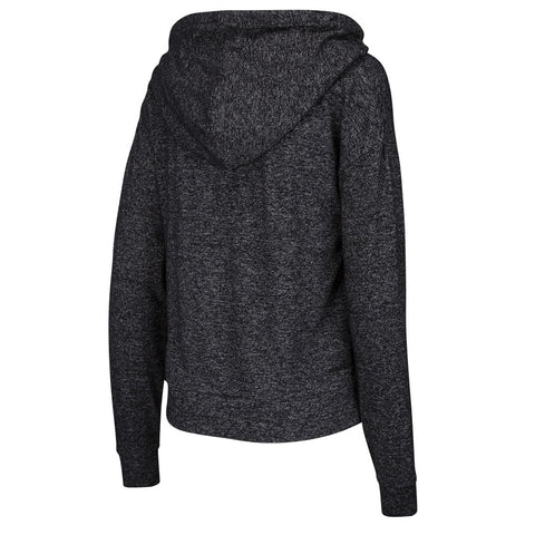 DIADORA WOMEN'S SLOUNGE HOODIE CHARCOAL HEATHER