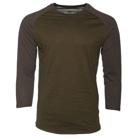 RIPZONE MEN'S MARC TOP OLIVE NIGHT/EIFFEL TOWER