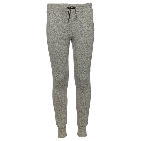 DIADORA GIRLS'' SLOUNGE JOGGER LIGHT GREY HEATHER
