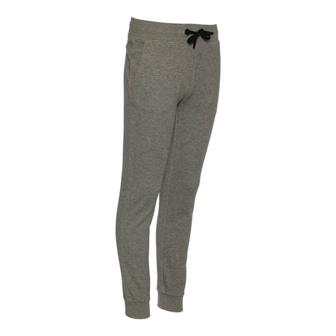 DIADORA BOYS' DOUBLE KNIT JOGGER MIDGREY CHARCOAL