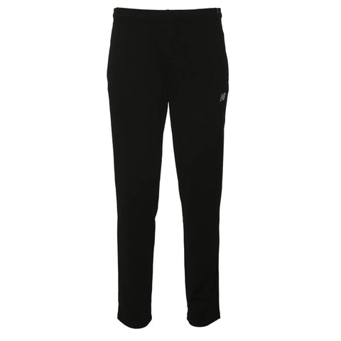 NEW BALANCE MEN'S CORE KNIT PANT BLACK