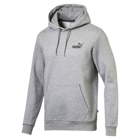 PUMA MEN S ESSENTIAL FULL ZIP HOODY MEDIUM GREY HEATHER 938a53f0b6c