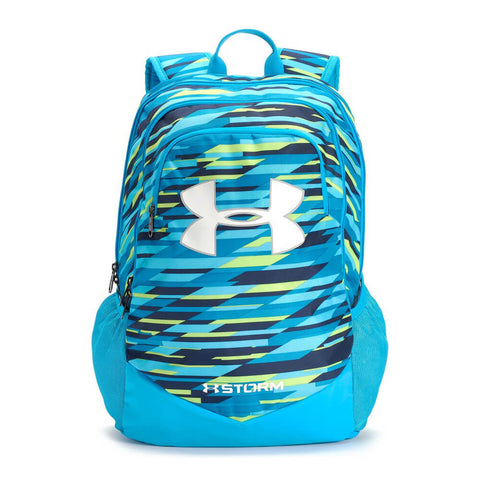 UNDER ARMOUR BOYS SCRIMMAGE BACKPACK VENETIAN BLUE