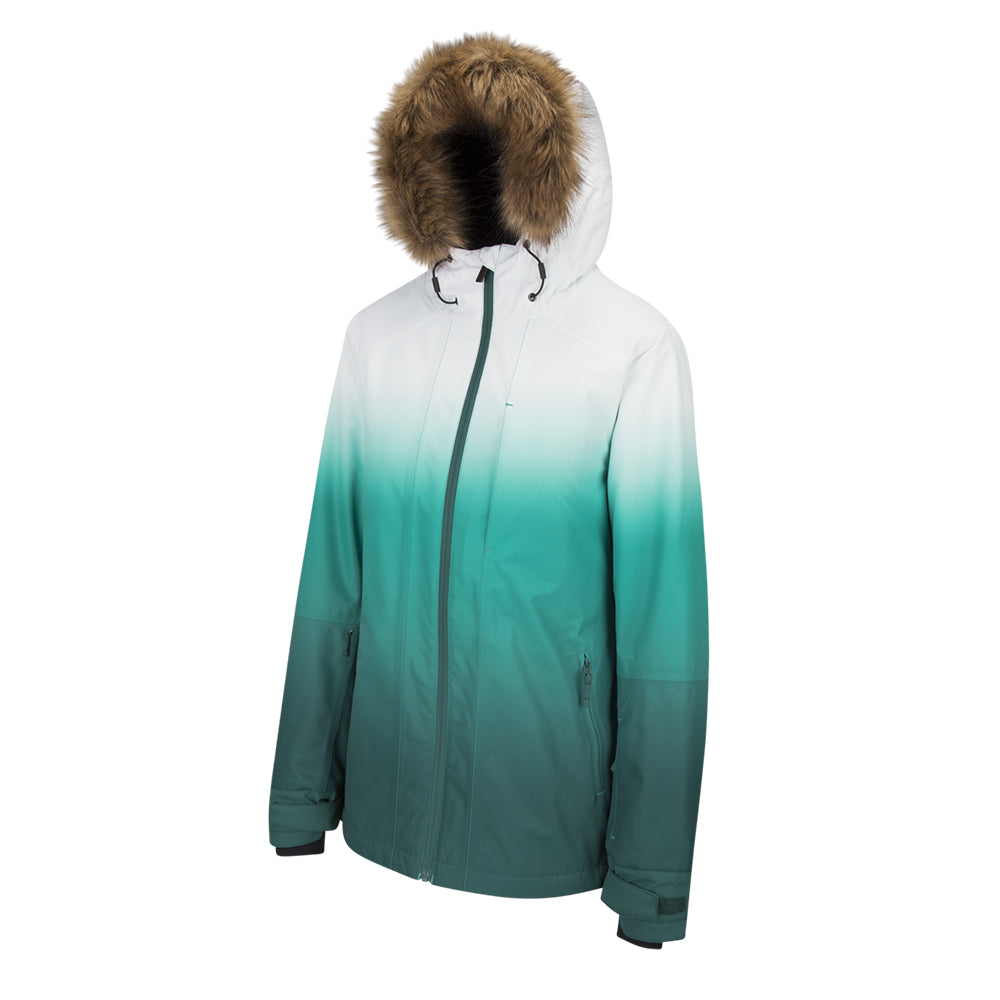 c548c860e RIPZONE WOMEN'S SEEKER INSULATED JACKET BLUE GRADIENT