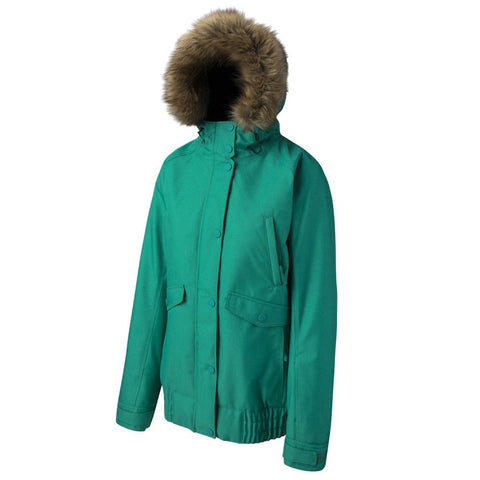 RIPZONE WOMEN'S WHITETAIL INSULATED JACKET LAPIS BLUE